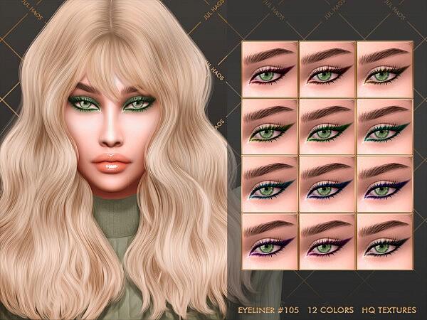 Eyeliner 105  by Jul Haos from TSR
