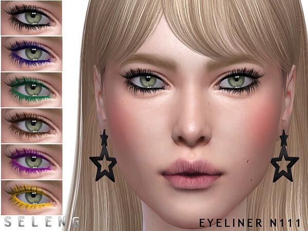 Eyeliner N111 sims 4 cc