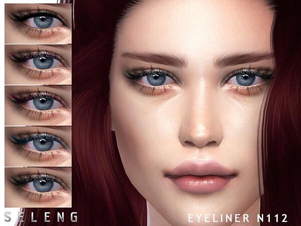 Eyeliner N112 sims 4 cc