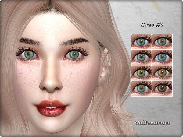 Eyes 2 by Coffeemoon