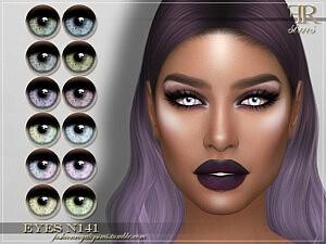 Eyes N141