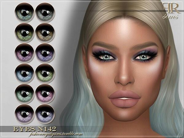 Eyes N142