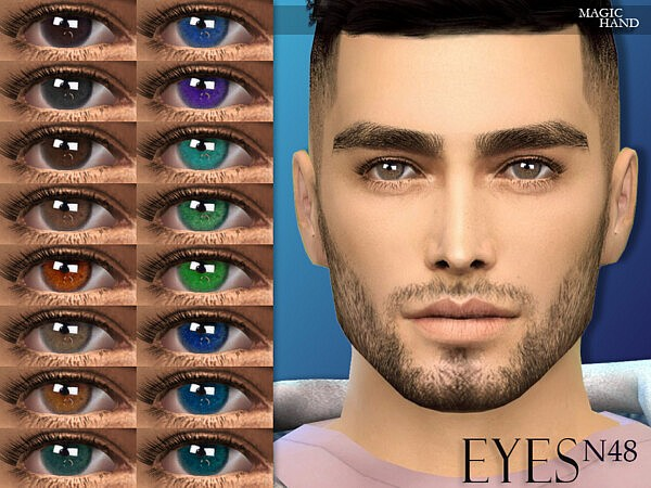 Eyes N48 by MagicHand from TSR