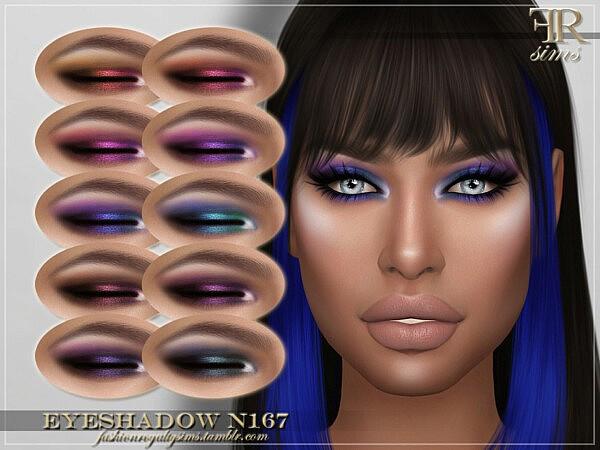 Eyeshadow N167