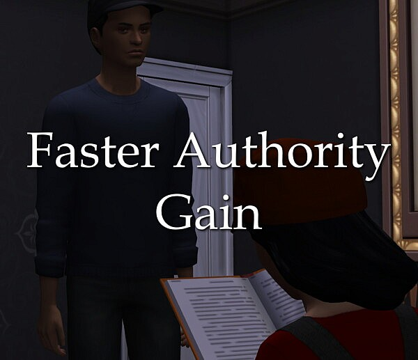 Faster Parenthood Authority Gain