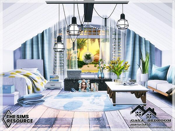 GAYA Bedroom