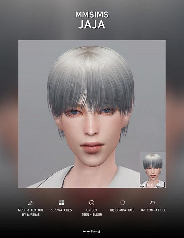 Jaja Hair from MMSIMS