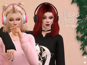 Headphones sims 4 cc