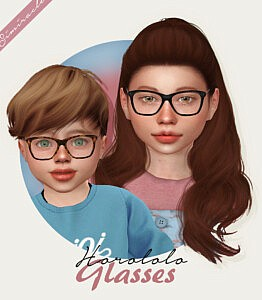 Horololo Glasses sims 4 cc