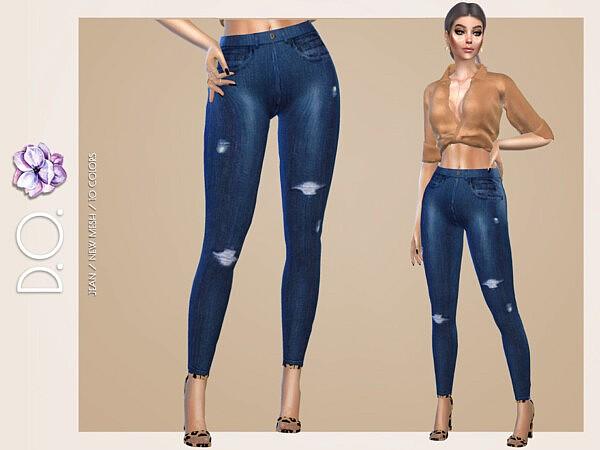 Jeans 97 sims 4 cc