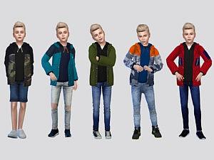 Jones Snowboard Jacket Boys