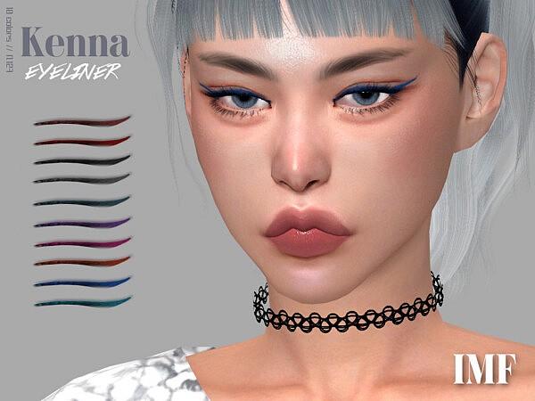 Kenna Eyeliner N.127 by IzzieMcFire from TSR