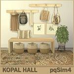 Kopel Hall sims 4 cc