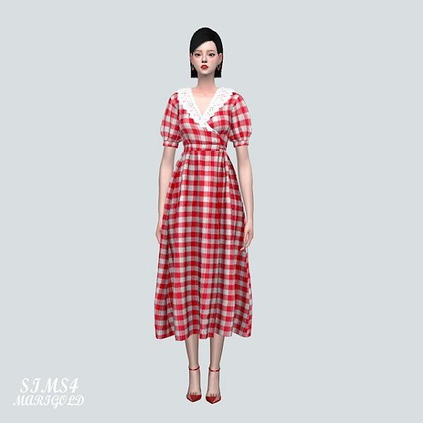 LW 1 Long Dress sims 4 cc