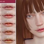 Lipstick 015 sims 4 cc