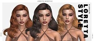Loretta Hairstyle
