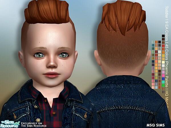 Lukas Hair sims 4 cc1