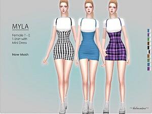 MYLA Mini Dress