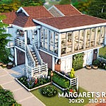 Margarets Road sims 4 cc