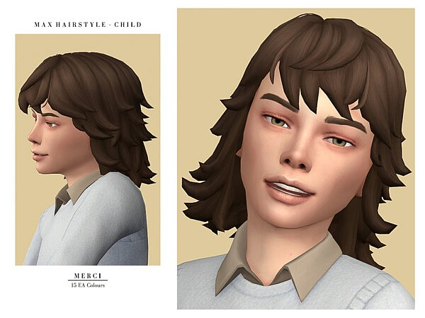 Max Hairstyle Child
