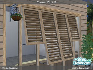 Muine Part 2 sims 4 cc