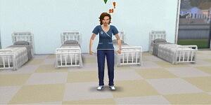 Nursing Career sims 4 cc