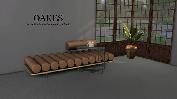 Oakes Collection from Leo 4 Sims