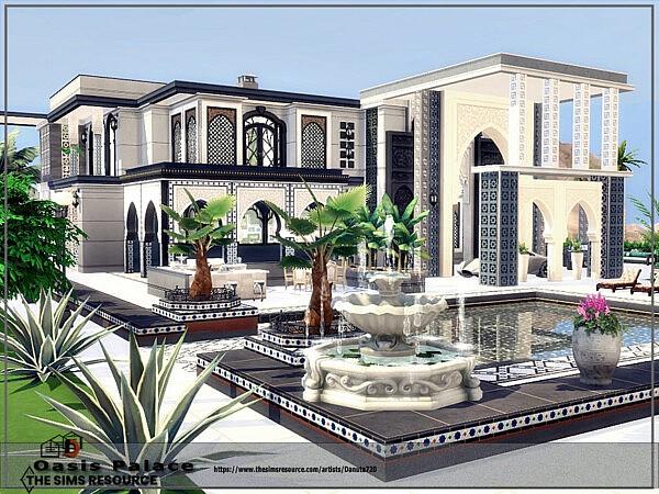 Oasis Palace