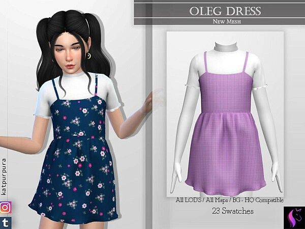 Oleg Dress