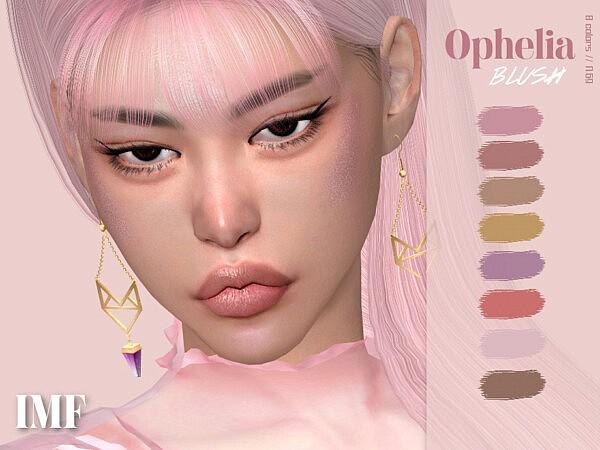 Ophelia Blush N.69 sims 4 cc