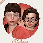Ovex Glasses sims 4 cc