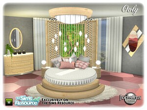 Ovly bedroom sims 4 cc