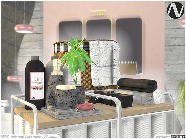 Palermo Bathroom Accessories