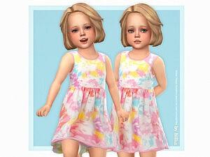 Palina Dress sims 4 cc