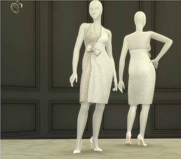 Princess of dress V sims 4 cc