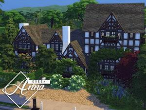 Queen Anna House