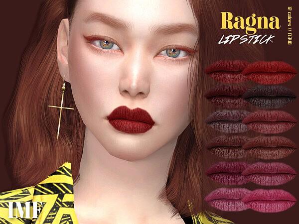 Ragna Lipstick N.346 by IzzieMcFire from TSR