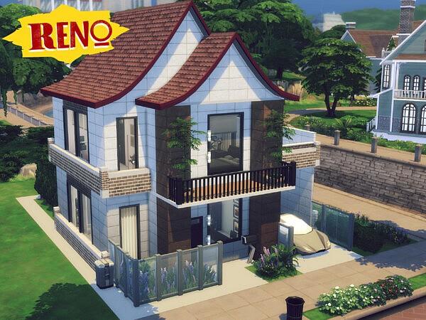 Reno House by GenkaiHaretsu from TSR
