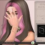 Reyna Bracelet sims 4 cc1