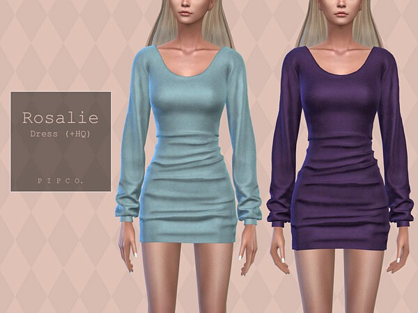Rosalie Dress by Pipco from TSR