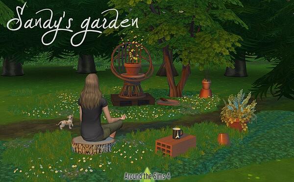 Sandys garden