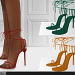 ShakeProductions 666 High Heels sims 4 cc