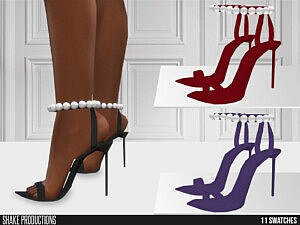 ShakeProductions 670 High Heels sims 4 cc