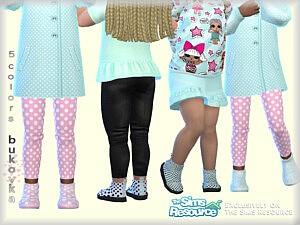 Shoes LOL sims 4 cc