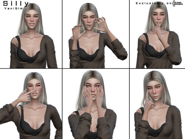 Silly Pose Pack