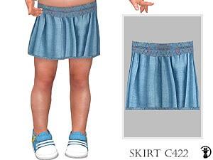 Skirt C422