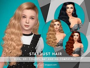 SonyaSims Stardust Hair for Kids