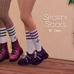 Sporty Socks