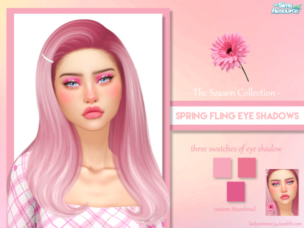 Spring Fling Eye Shadows