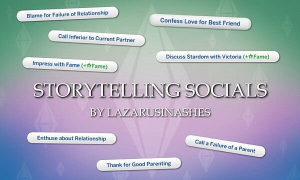 Storytelling Socials v1.0